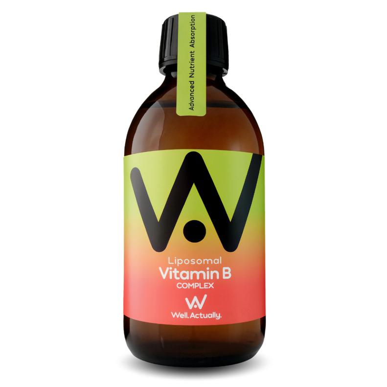 Liposomal Vitamin B Complex 300ml