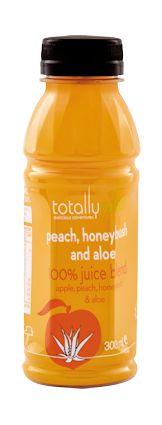 Peach, Honeybush and Aloe 100% Juice Blend 300ml