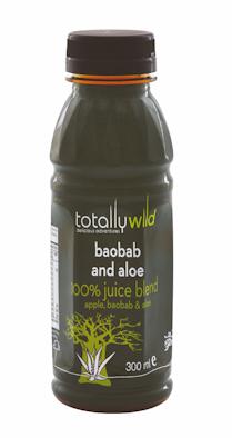Baobab and Aloe 100% Juice Blend 300ml