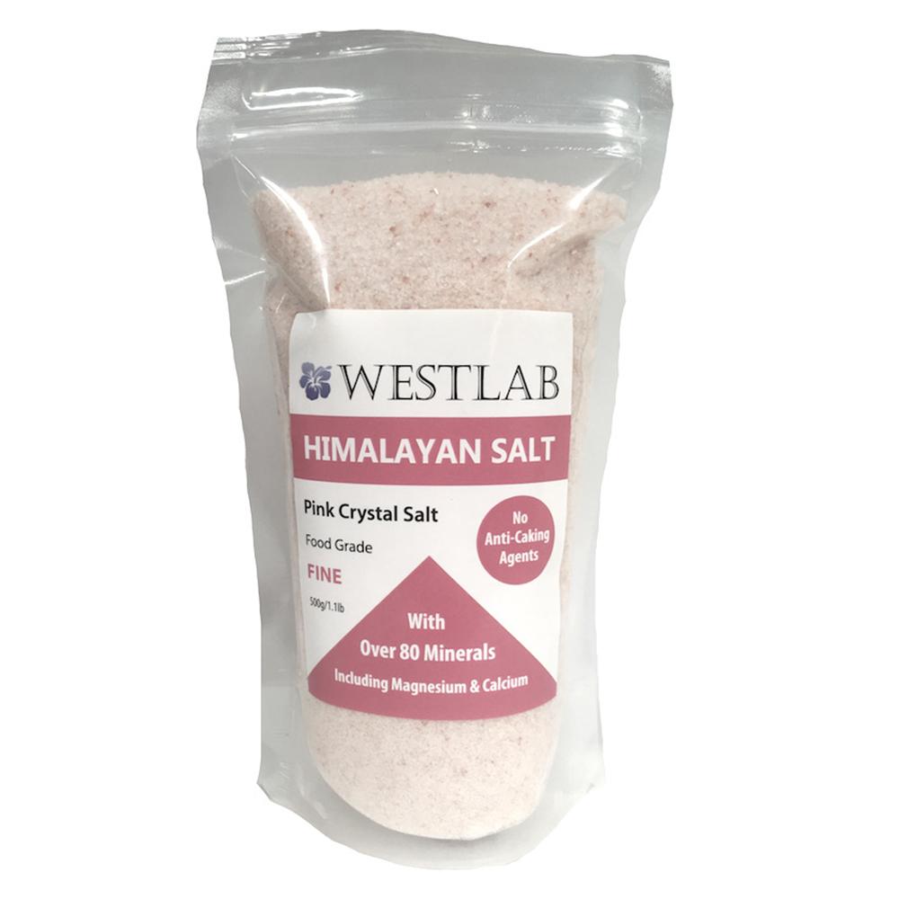 Himalayan Salt Food Grade 500g Fine