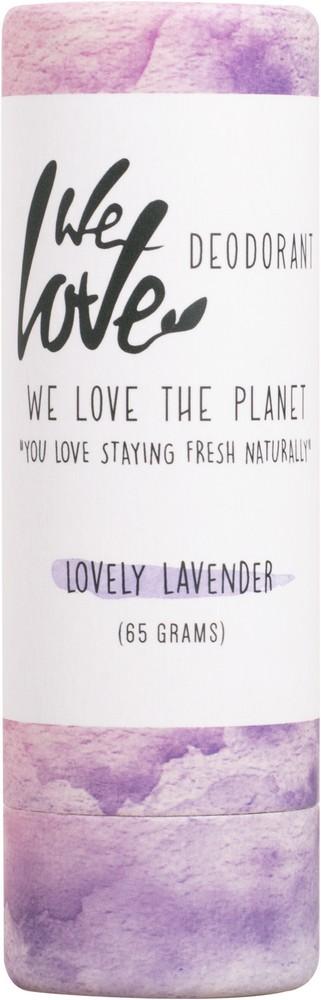We Love Deodorant Lovely Lavender 65g