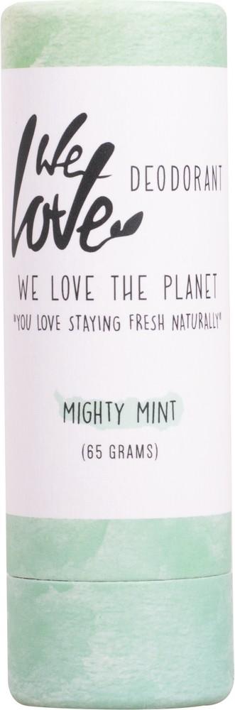 We Love Deodorant Mighty Mint 65g