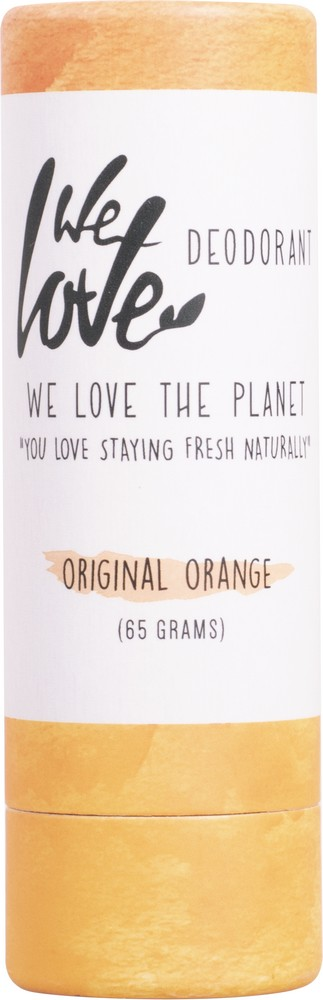 We Love Deodorant Original Orange 65g