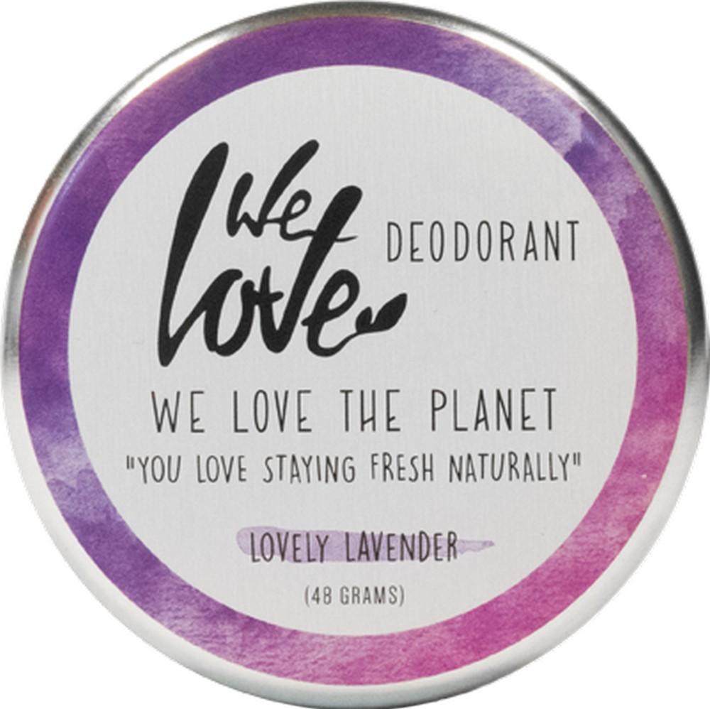We Love Deodorant Lovely Lavender 48g