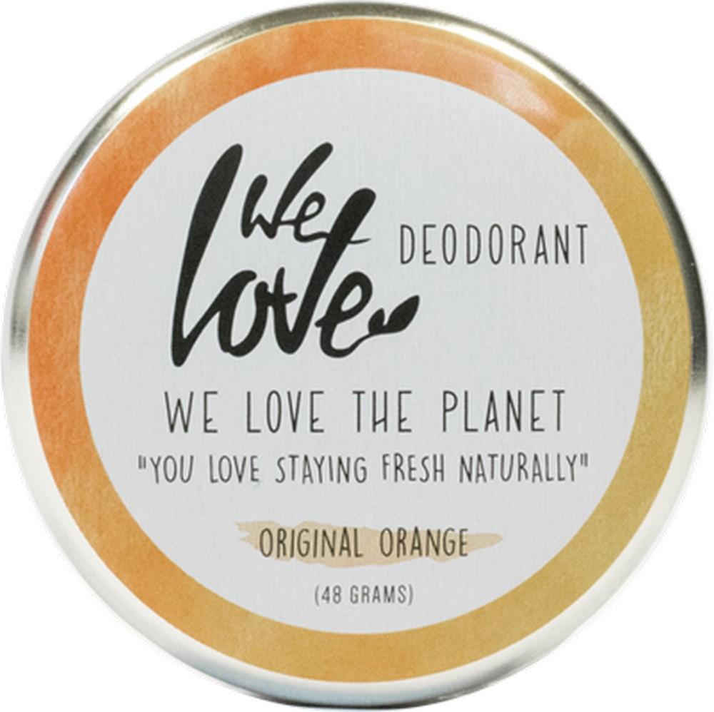 We Love Deodorant Original Orange 48g