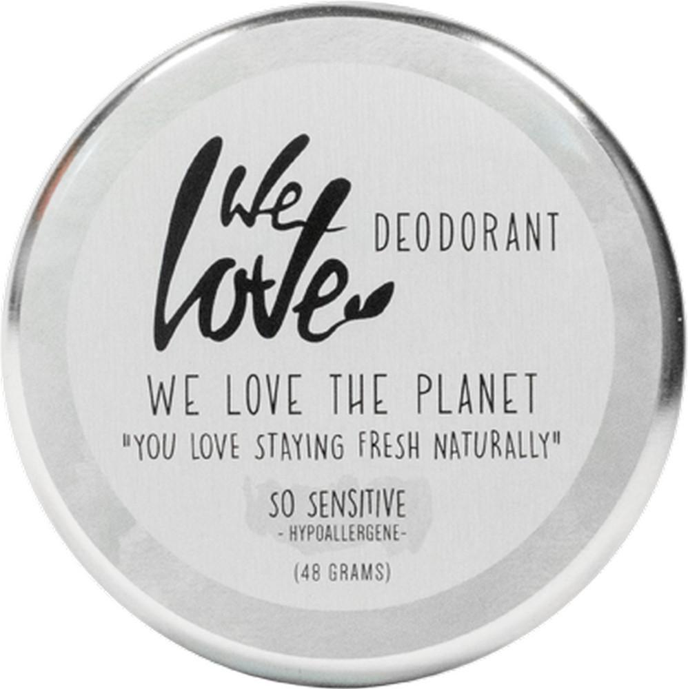 We Love Deodorant So Sensitive 48g