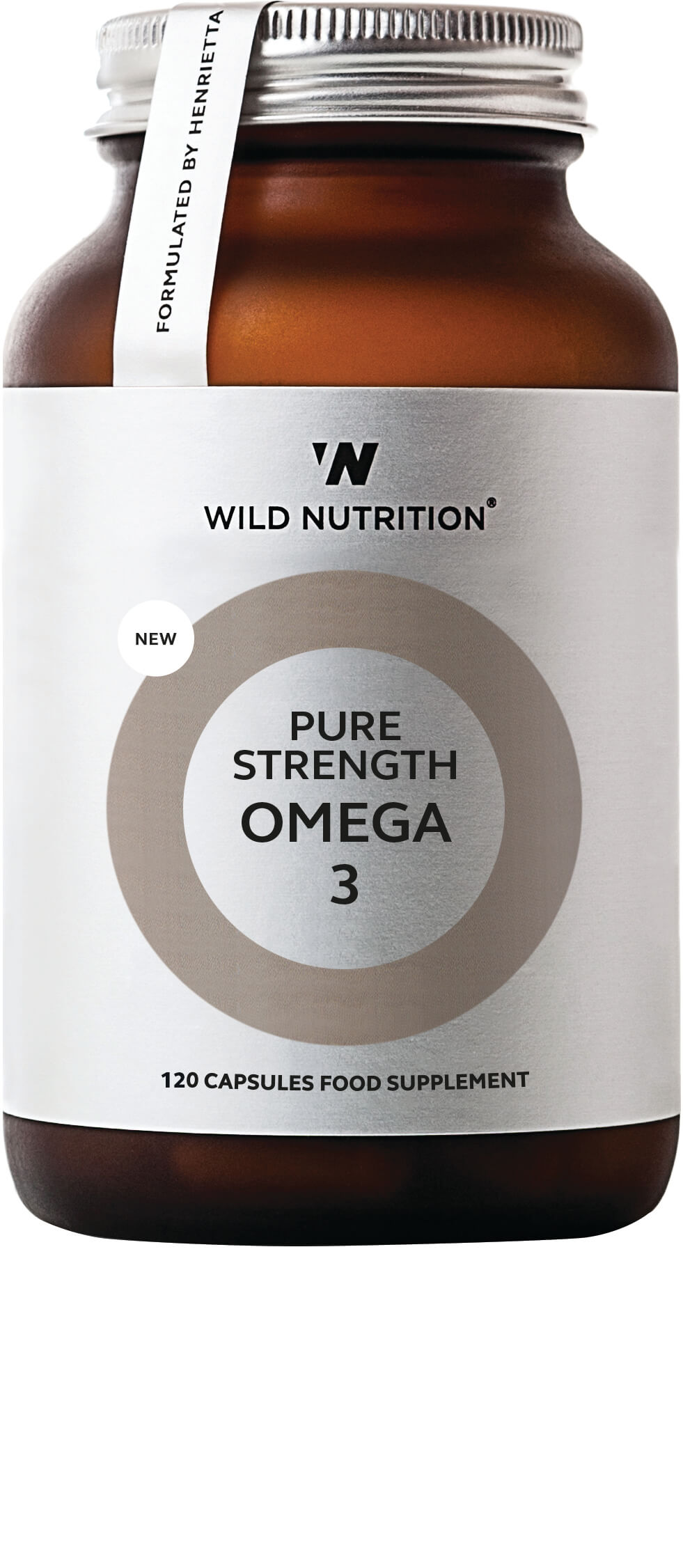 Pure Strength Omega 3 120's