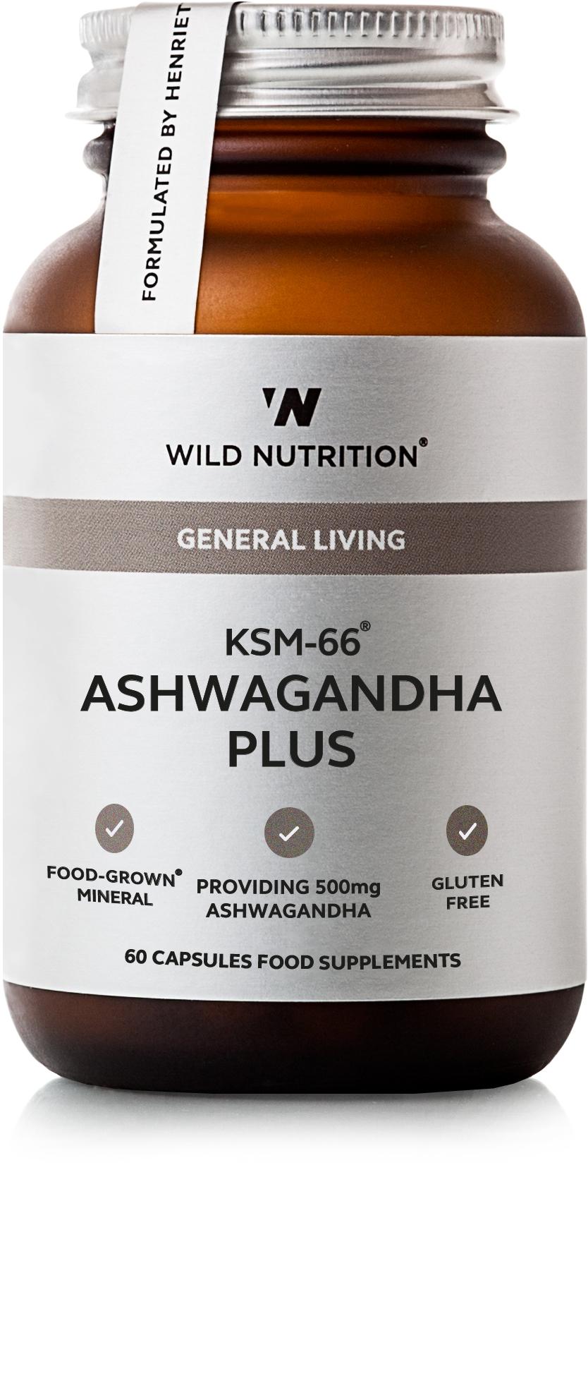 KSM-66 Ashwagandha Plus 60's