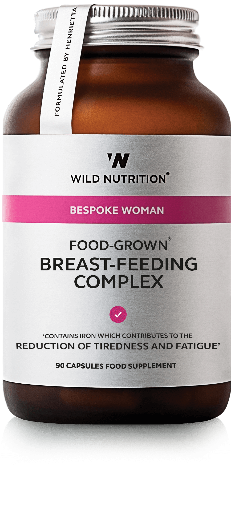 Bespoke Woman Food-Grown Breast-Feeding Complex 90's