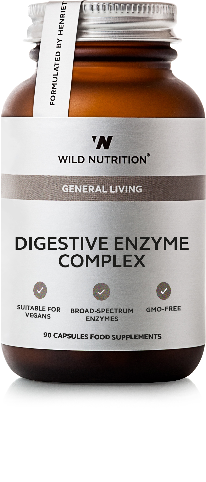 General Living Digestive Enzyme Complex 90's