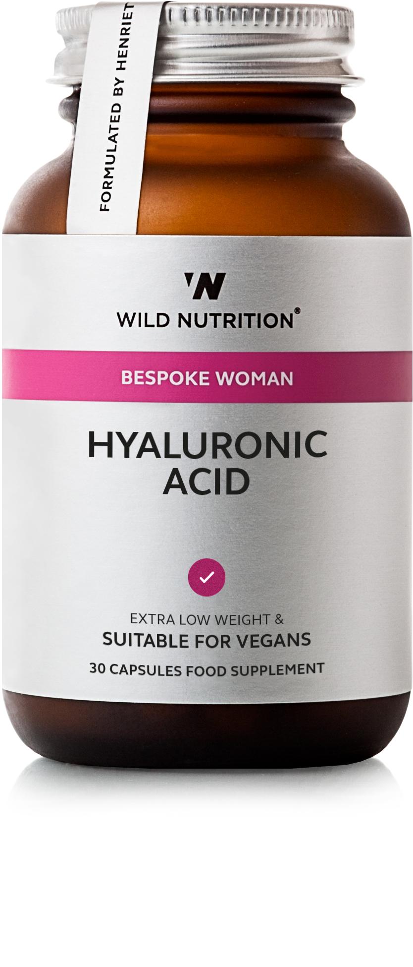 Bespoke Woman Hyaluronic Acid 30's