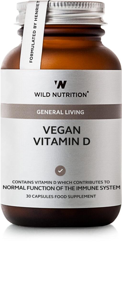 Vegan Vitamin D 30's