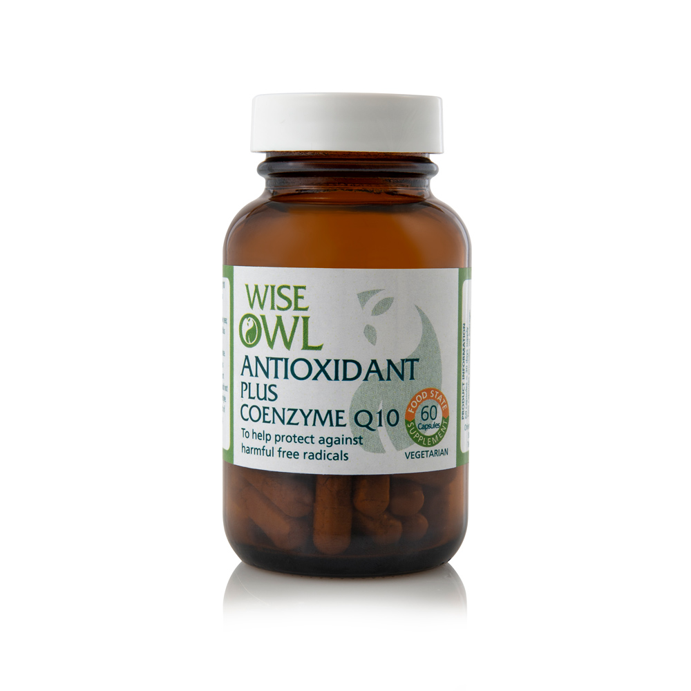 Antioxidant Plus Coenzyme Q10 60's (Currently Unavailable)