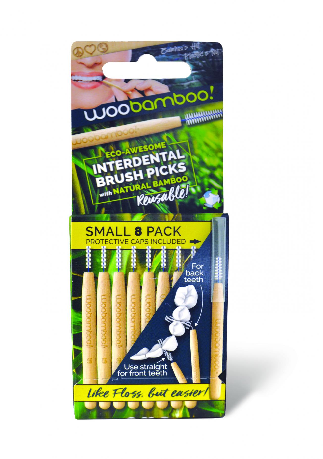 Interdental Brush Picks Small