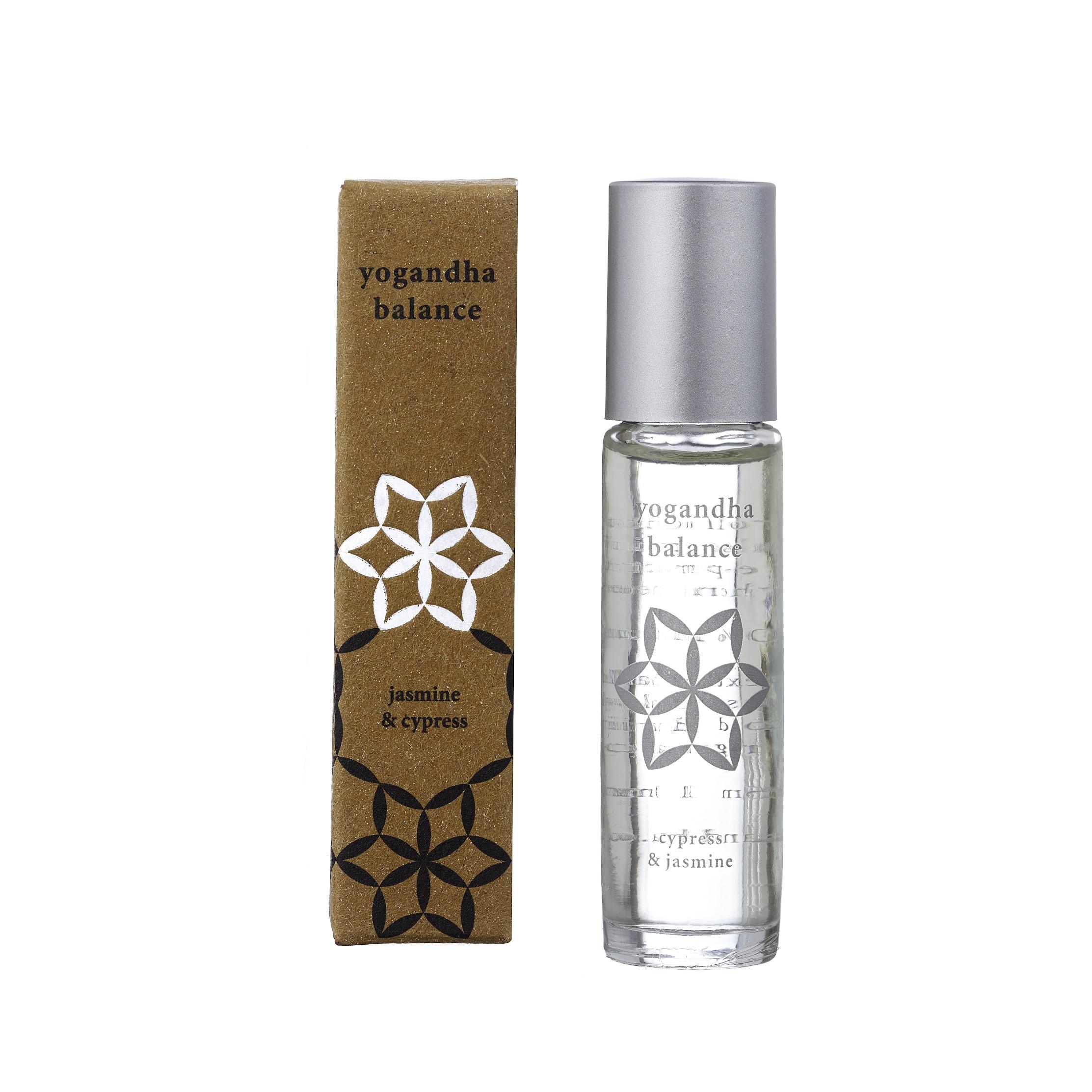 Balance Jasmine & Cypress Rollerball Oil 10ml