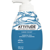 Attitude-Hand-Soap-Bergamot-Tangerine-300ml
