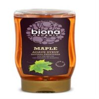 Biona-Organic-Maple-Agave-Syrup-350-g