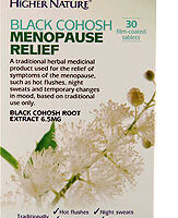 Black-Cohosh-Menopause-Relief