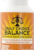 Daily-Choice-Balance