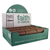 Faith-in-Nature-Chocolate-Soap-box-of-18-bars-1.8-Kgs