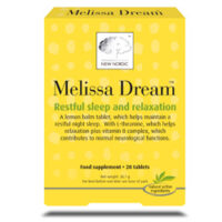 New-Nordic-Melissa-Dream-20-tablets