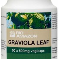 Rio-Amazon-Graviola-leaf-500mg-120-Vegicaps
