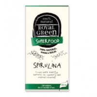 Royal-Green-Spirulina-60-caps