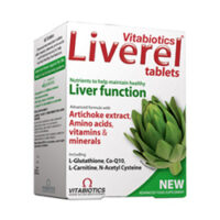 Vitabiotics-Liverel-60-Tablet